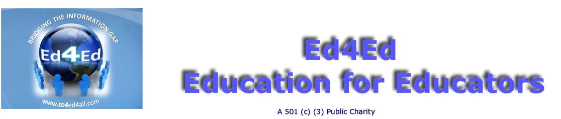 Ed4Ed - Education for Educators